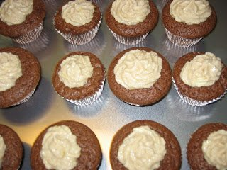 Chocolate Chai Spice: The First Cupcakes