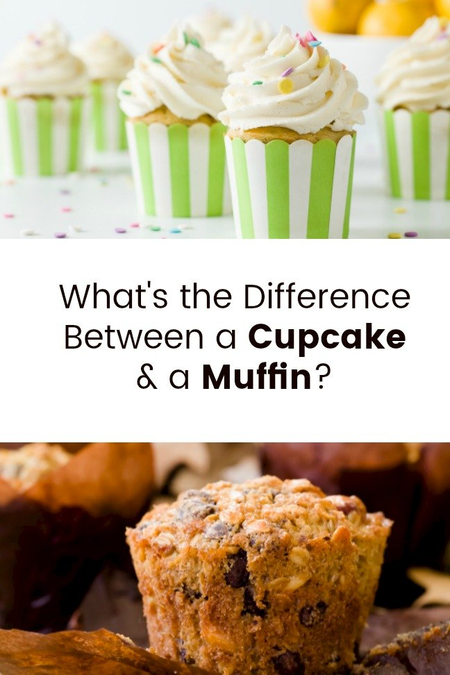 Muffins vs. Cupcakes