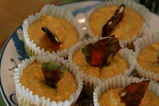 Pumpkin Cheesecake: Is it a Cupcake?