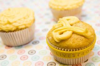 Saffron Cupcakes Golden Threads Make A Treasure Cupcake Project