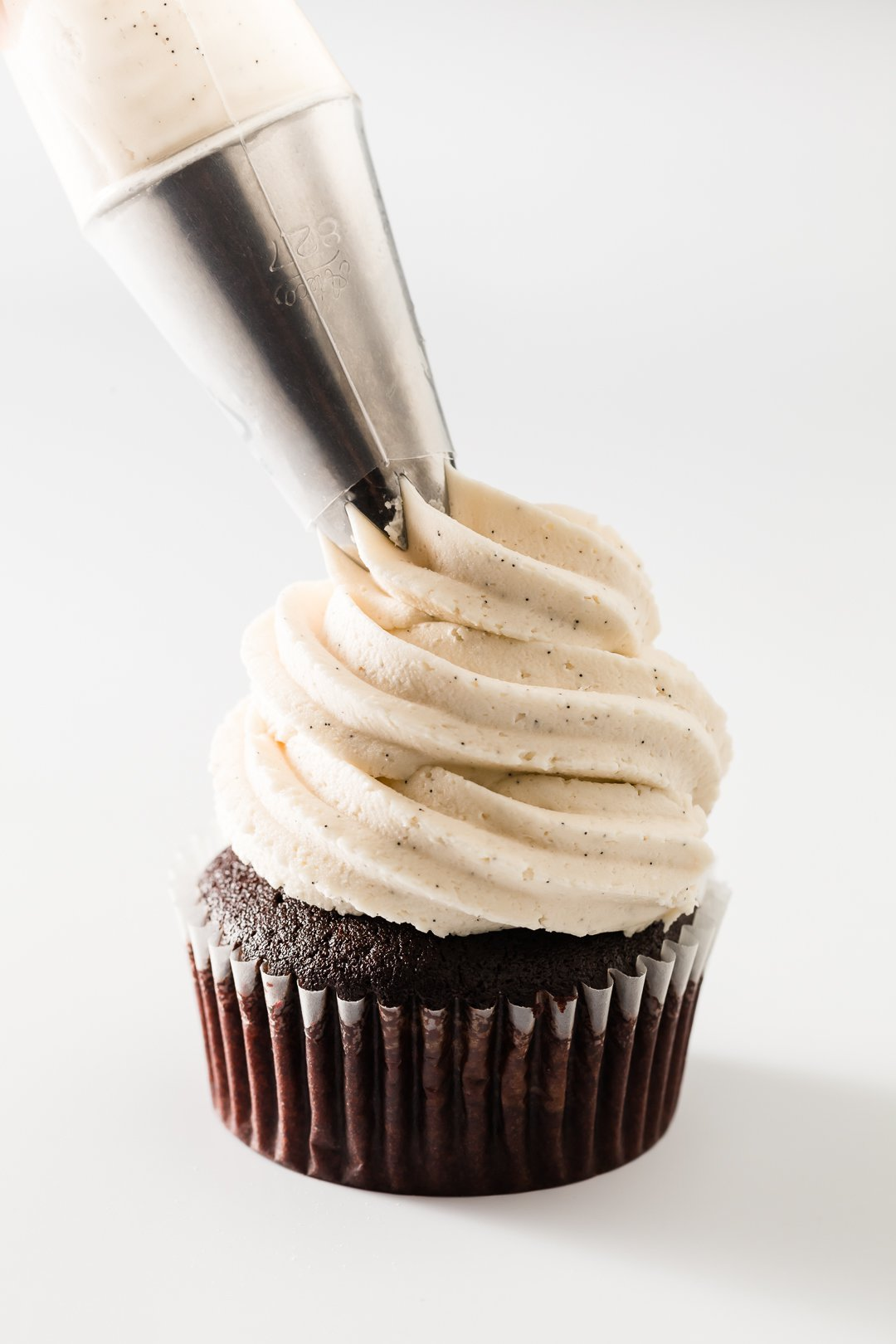 Vanilla Buttercream - How to Make Classic Vanilla Frosting