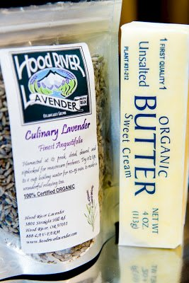 Lavender Butter Recipe