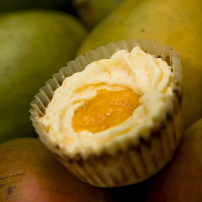 Bhapa Sandesh Indian Cupcakes: Happy Blogoversary to Me
