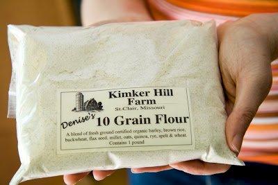 Baking with Multigrain Flour