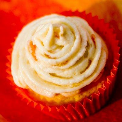 Buttercream Frosting Recipe – Orange Frosting