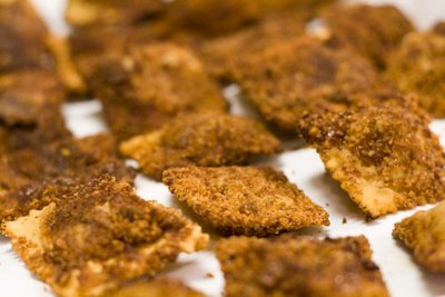 How to Make Toasted Ravioli