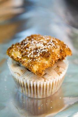 Toasted Ravioli Cupcakes