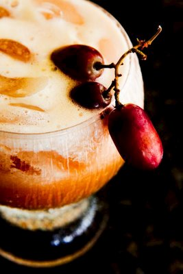 Punch Recipe – Grape, Pineapple, and Ginger