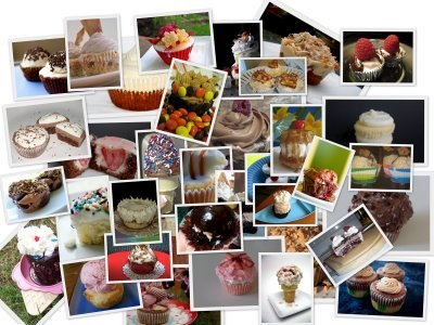 Time to Vote for Your Favorite Ice Cream Cupcake