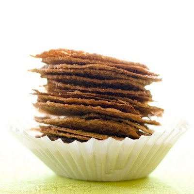 Chocolate Wafers – Paper Thin and Totally Addictive