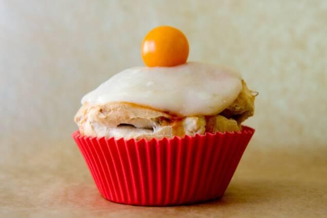 Calzone Cupcakes