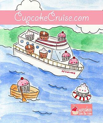 Dear Santa, I Want a Cupcake Cruise
