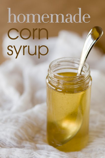 Homemade Corn Syrup You Can Use in Place of the Store-Bought Stuff