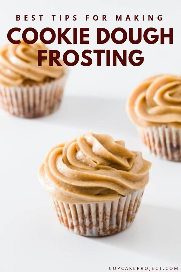 Cookie Dough Frosting is the Best Frosting