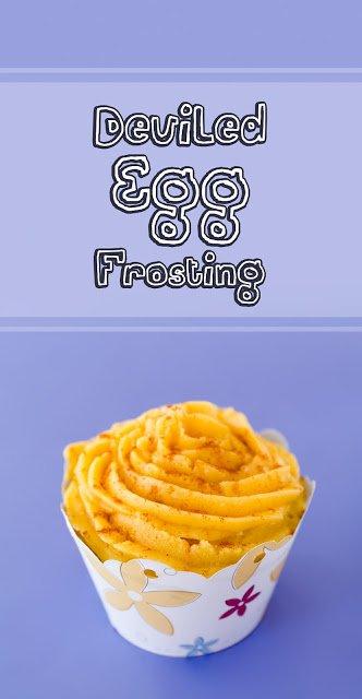 Deviled Egg Frosting