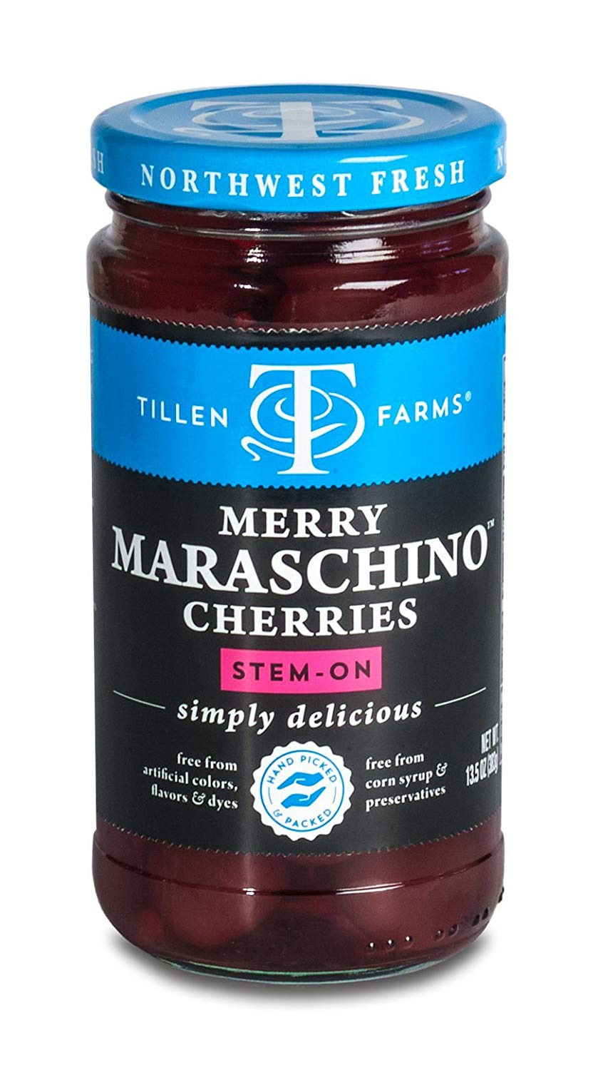 Maraschino Cherries from Tillen Farms