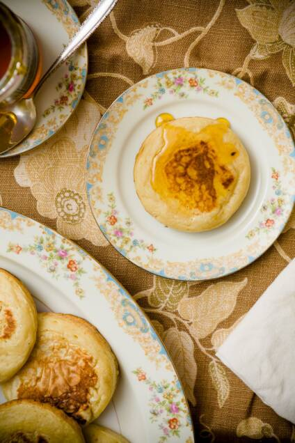 What Are Crumpets and a Simple Crumpet Recipe
