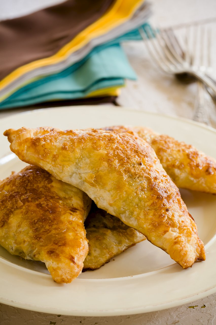 Roasted Root Vegetable Turnovers