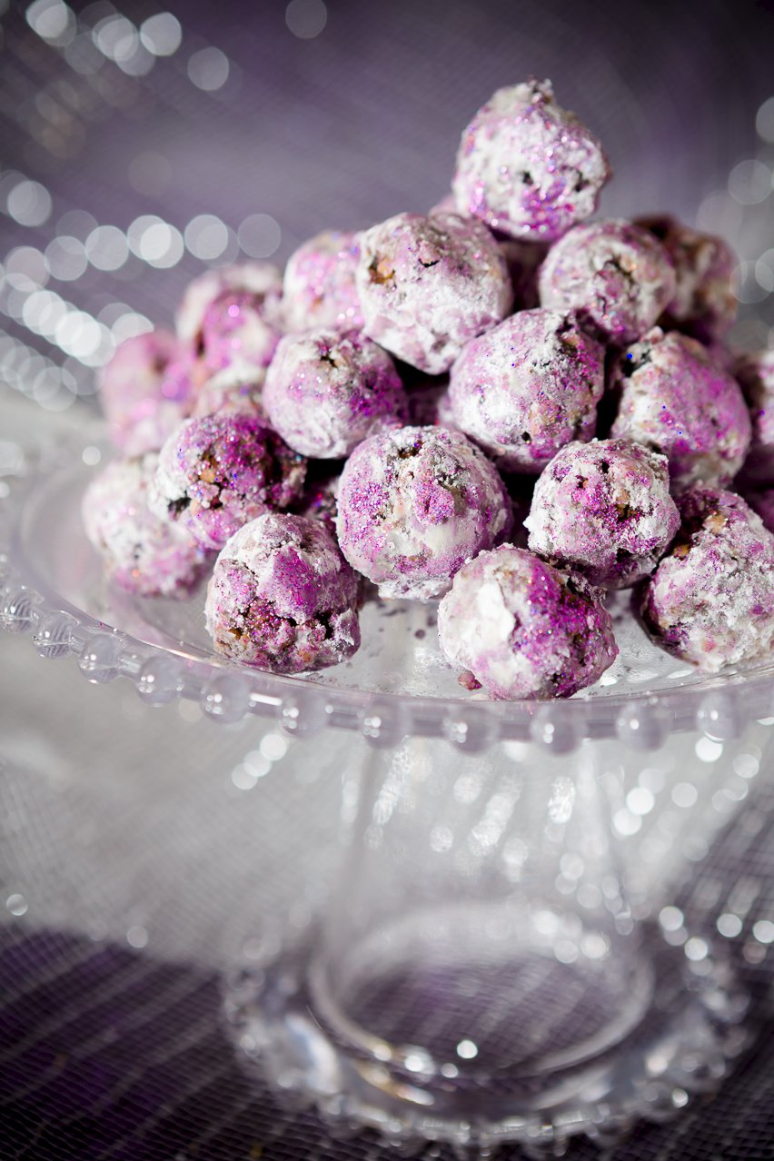 Sparkly Sugar Plums Recipe