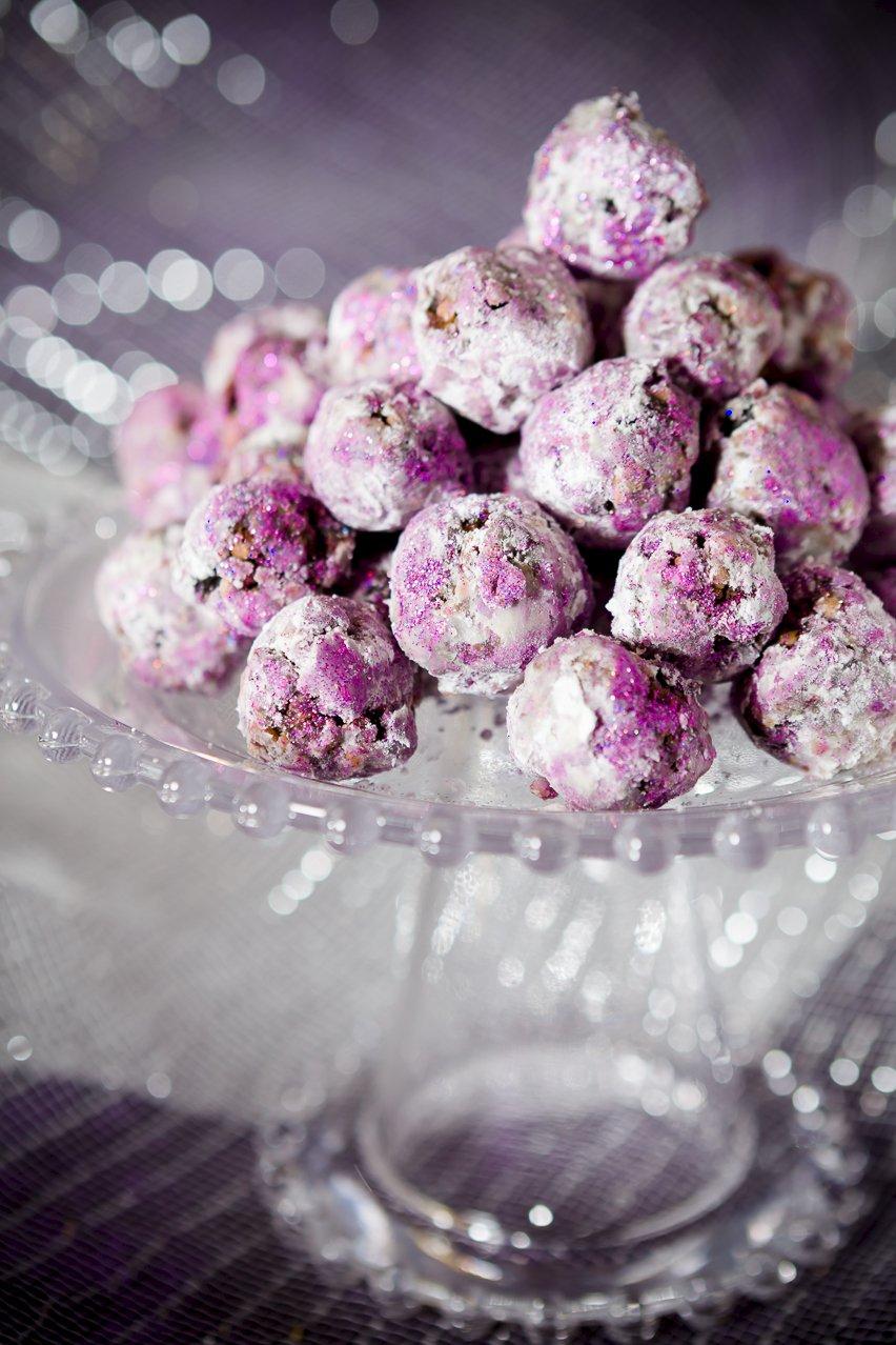 Sparkly Sugar Plums Recipe