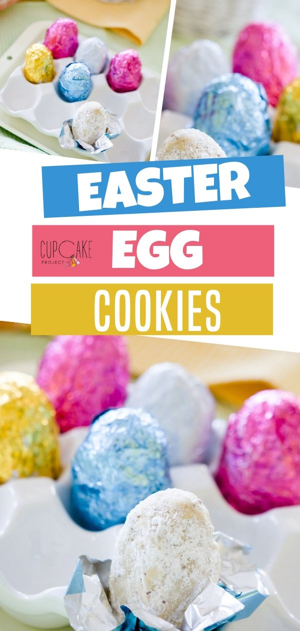 Colorful, adorable, and striking flat Easter egg cookies with hazelnuts loaded with coffee flavor! This dessert recipe is ready in 30 minutes! You will love decorating these creative cookies! Go ahead and try this recipe!