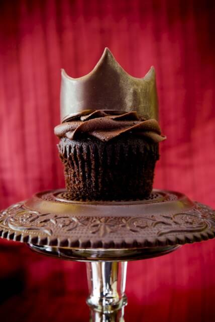 Ultimate Chocolate Cupcake