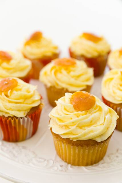 Cup Cake Coulis