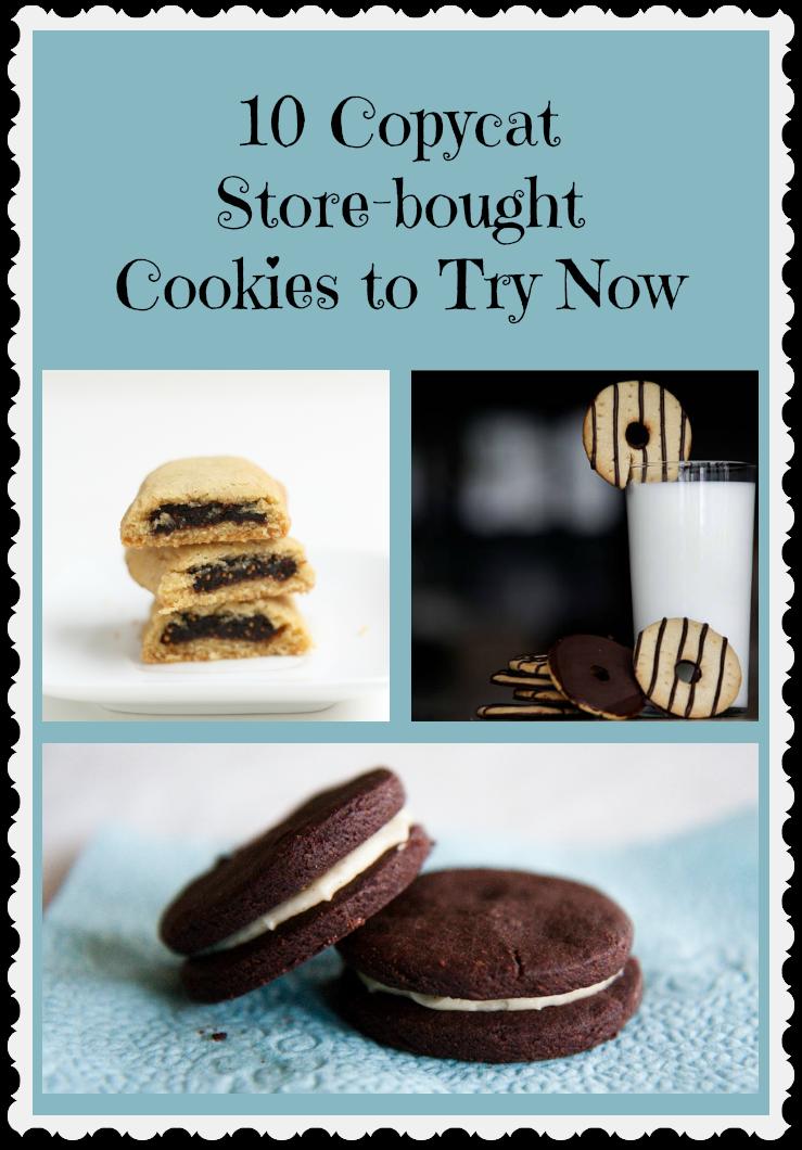 Copycat Cookies