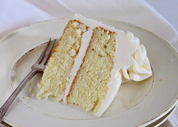 vamilla cake