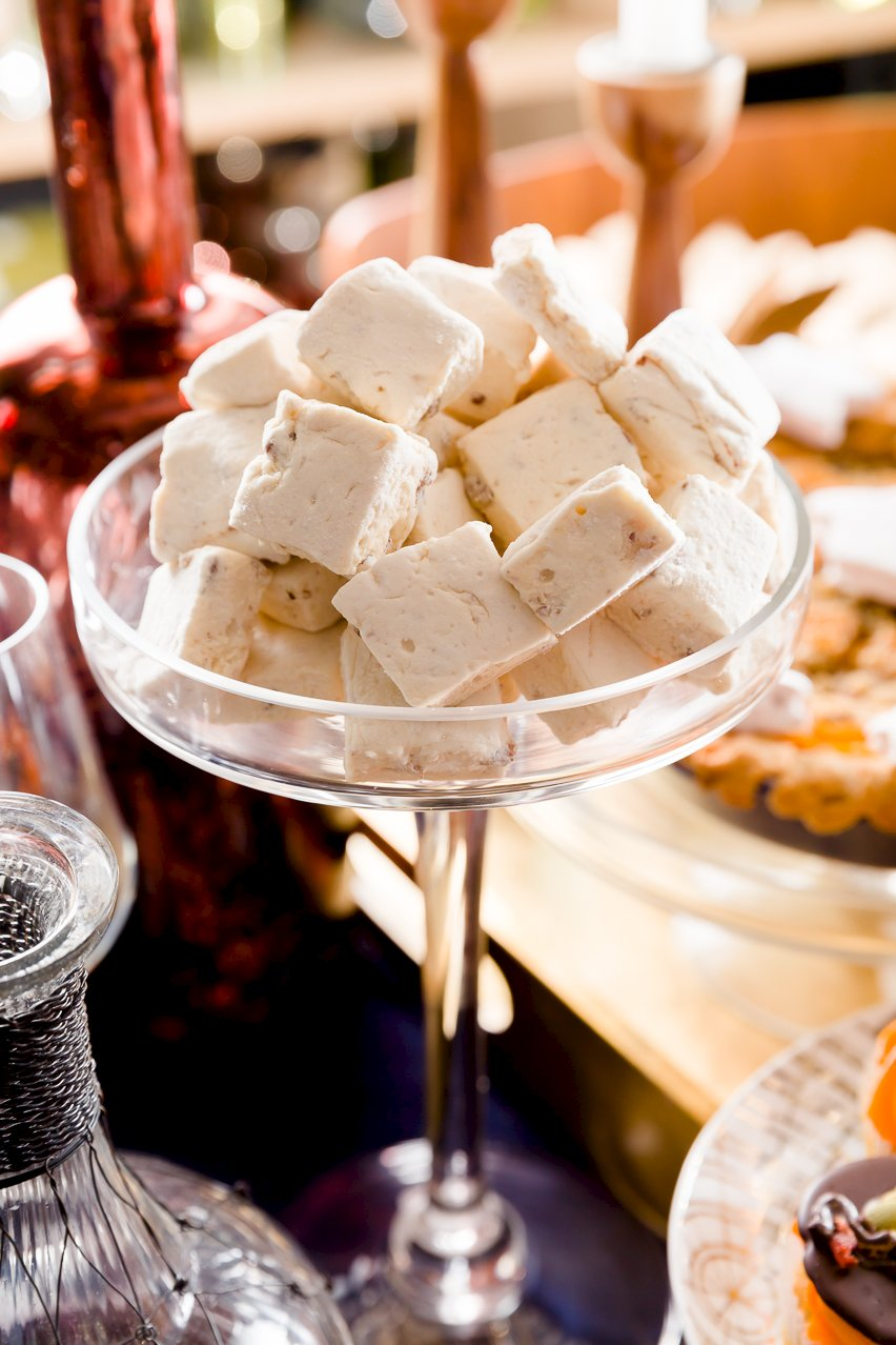 Sweet Potato Casserole Marshmallows for Parade Magazine