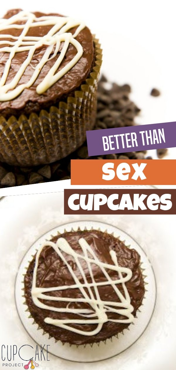 Better Than Sex Cupcakes: Chocolate Times Five