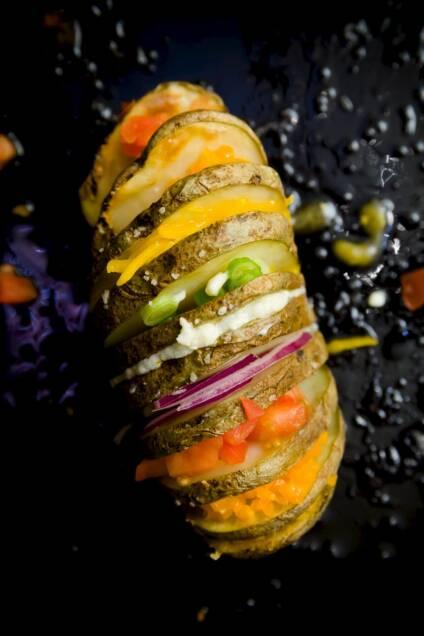 Taste the Rainbow Potato