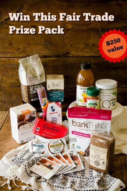 Huge Fair Trade Giveaway – $250 Prize Pack