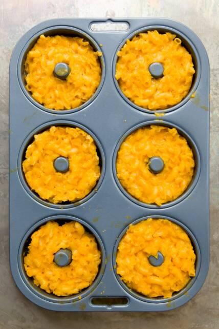 Mac 'n' Cheese Donuts