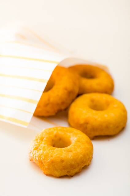 Mind-Blowing Mac 'n' Cheese Donuts