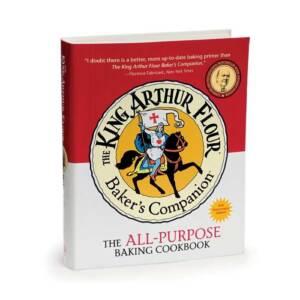 king arthur flour bakers companion
