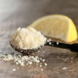 King Arthur Flour Lemon Zest