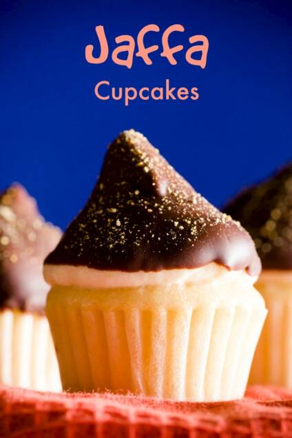 Jammin' Jaffa Cupcakes