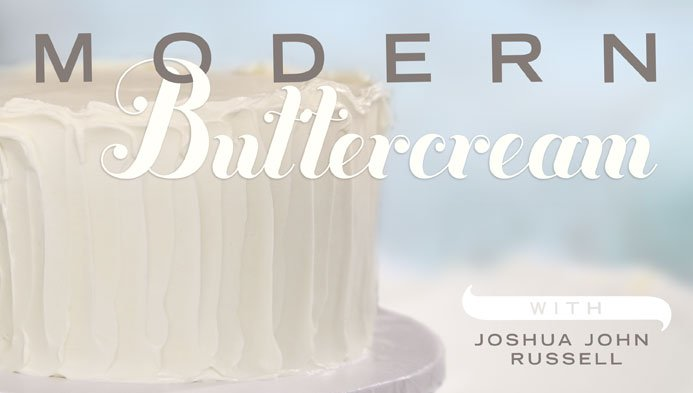 Craftsy modern buttercream