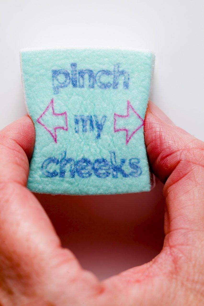 Pinch My Cheeks