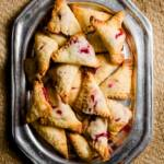 Cherry Turnover Cookies