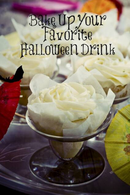 Bake Up Your Favorite Halloween Drink