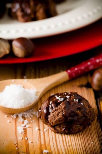 Chestnut Cookies