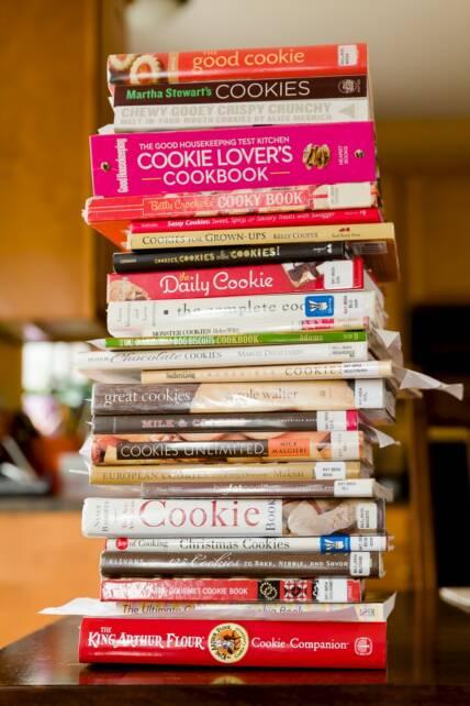 Cookie Books