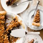 4 Crust Chocolate Pie