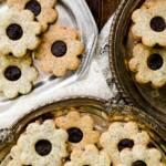 Lemon Poppy Seed Sandwich Cookies