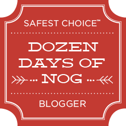 Dozen Days of Nog Blogger