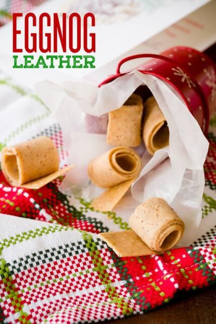 Eggnog Leather