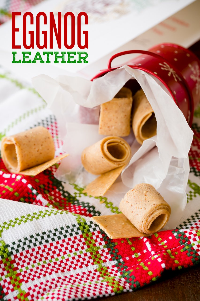 Incredible Eggnog Leather