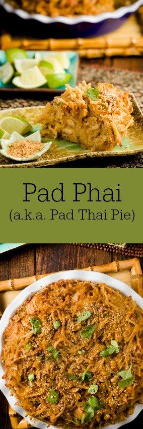 Pad Thai Pie